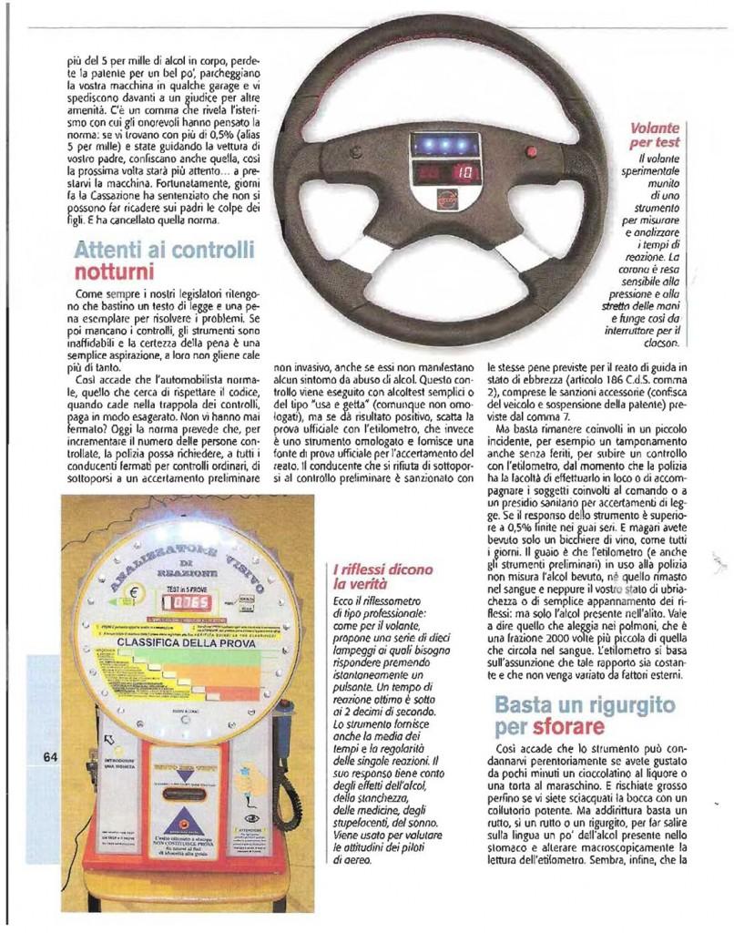 Rivista Auto - Nel Mirino di Enrico de Vita (3/5)